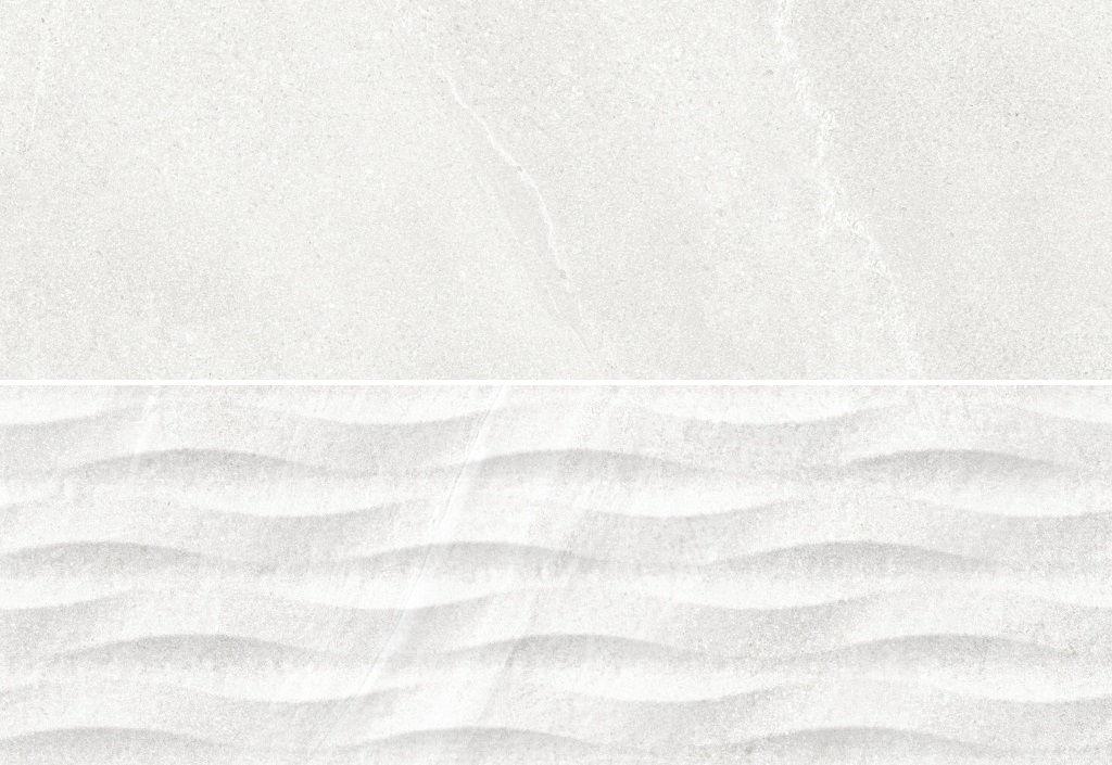 stoneage pared blanco